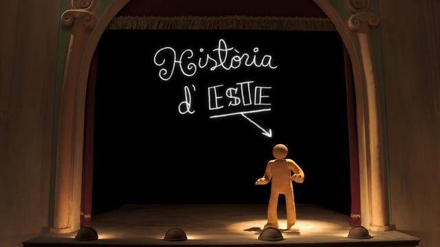 "by Pascual Pérez  En un viejo teatro de barrio se representa la historia de Éste,un hombre ""mu"" normal con una rutina diaria de café, coñac y cerveza. Un cuento animado sobre el alcoholismo.   In an old theatre it plays the story of Him. a normal guy that drives his daily routine into coffee, brandy and beer. an animated tale about alcoholism.  To get the password please contact Pascual Pérez at hsensato@gmail.com and mention PASSWORD VIMEO on the ""about"" Para recibir la contraseña,  c..."