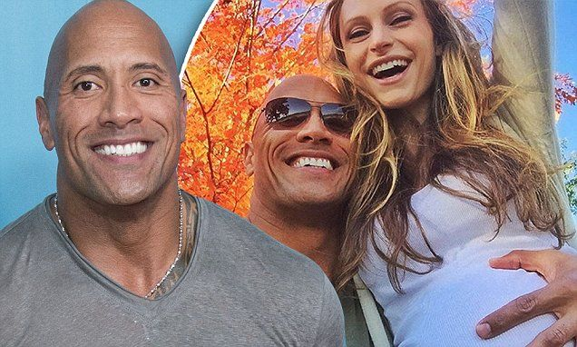 Dwayne 'The Rock' Johnson and Lauren Hashian 'name their new daughter'
