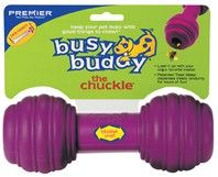 Busy Buddy Chuckle Barbell