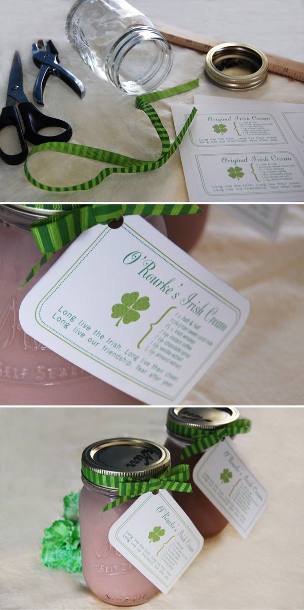 DIY Project: Irish Cream | Irish Cream, DIY and Irish