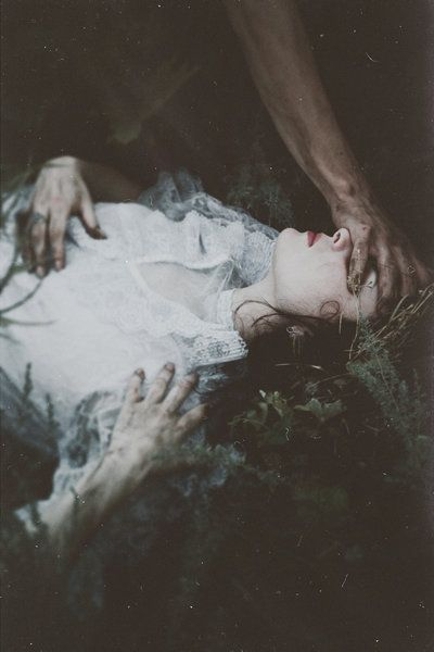 Sleep my dear,  The darkness is here by NataliaDrepina.deviantart.com on @DeviantArt
