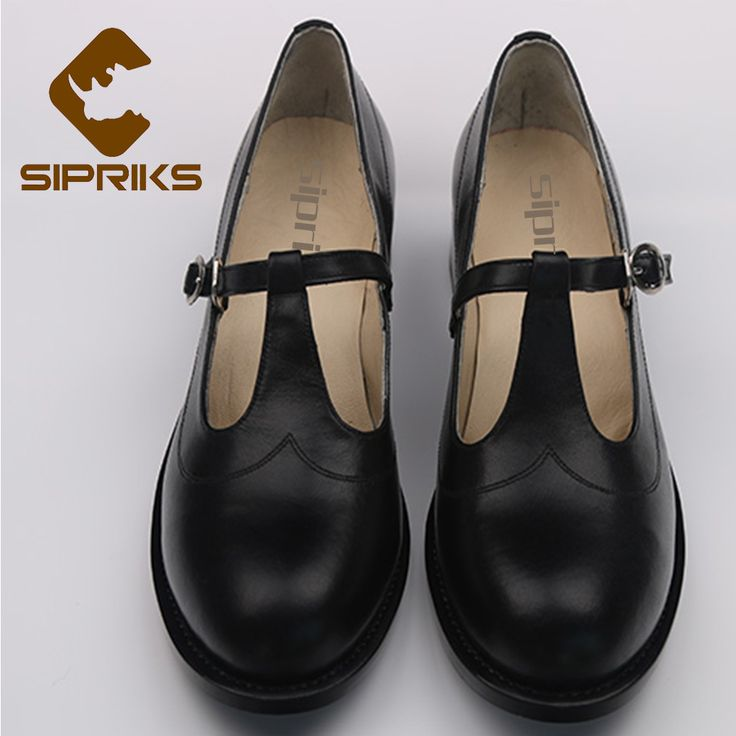Sipriks Luxury women bespoke goodyear welted shoes lady work leather shoes italian handmade mary janes dress shoes european 2017