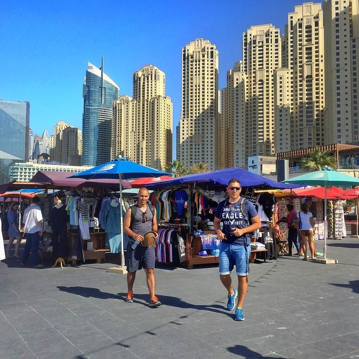 Day 1: Jumeirah Beach  I was so surprised with Dubai this strip almost rivals Miami i  my opinion and with a world class infrastructure.  #vacation #holiday #dubai #picoftheday #travel #travelblog #folllow #followme