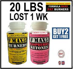 awesome STRONG WEIGHT LOSS DIET PILLS SLIMMING FAT BURNERS TABLETS LEGAL CAPSULES FMAX5