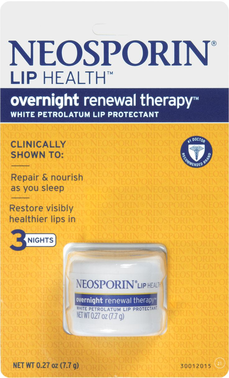 Lip health overnight renewal therapy healthy lips