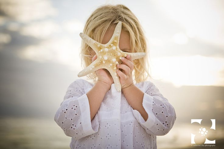 Children beach pictures, Florida, beach clothing ideas, kid beach pictures, Watercolor pictures, Seaside pictures, family beach pictures // Catherine Clay Photography