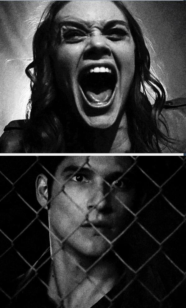 #TeenWolf el momento que confirma que Lydia también es parte de la manada ( y que Scott tiene el oído sensible )
