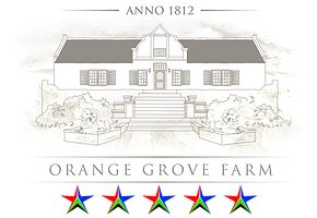 5 Star Self Catering Robertson Accommodation | Orange Grove Farm