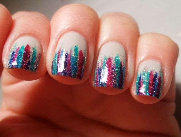 nail design ideas with nail polish | Pictures Reference - Best 25+ Easy Nail Polish Designs Ideas On Pinterest Nail Art