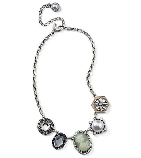 Nostalgia Necklace by lia sophia.