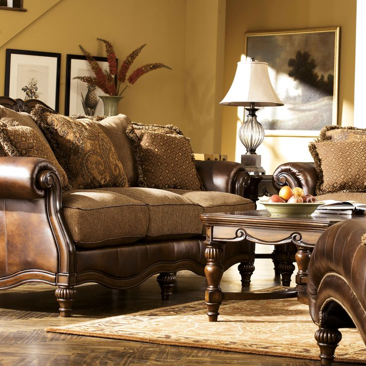 43 Best Living Room Images On Pinterest Signature Design Arms And Living Room