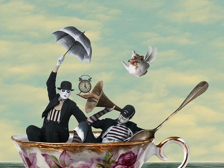 L'imaginarium D'ighorium était avec The Gorey Cabinet starring : Le Pustra + The Ungwinster