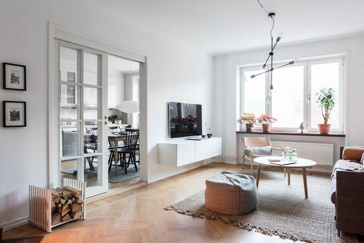 binnenkijken in een gemiddeld Scandinavisch huis - Coosje Blog Nordic living