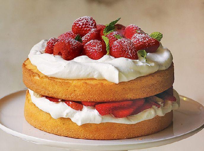 O Pão de Ló Especial para Naked Cake tem um acabamento perfeito e fica delicioso. Experimente e deixe os seus naked cakes ainda mais irresistíveis! Veja Ta