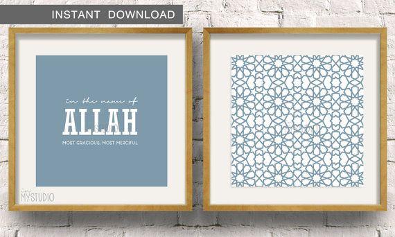 Téléchargement immédiat Au nom d'Allah couplé avec par inmystudioo