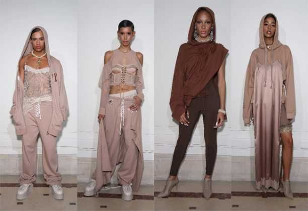 FENTY x PUMA SS17 Ready-To-Wear Collection Paris Look-06