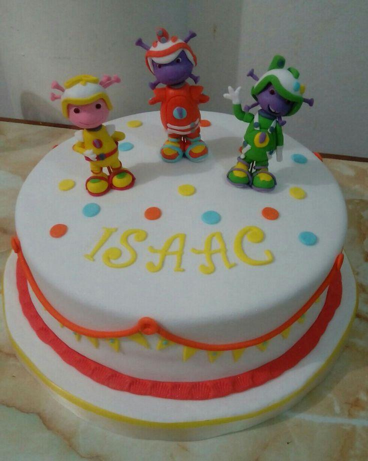 Wissper Birthday Cake
