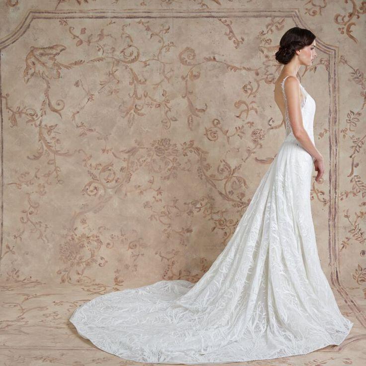 Shiraz #weddingdress from Sareh Nouri fall 2016 wedding dresses   itakeyou.co.uk: