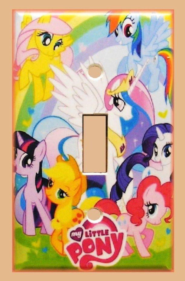 67 best my little pony room images on Pinterest