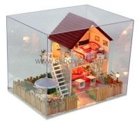 Acrylic display box, acrylic display case-page2