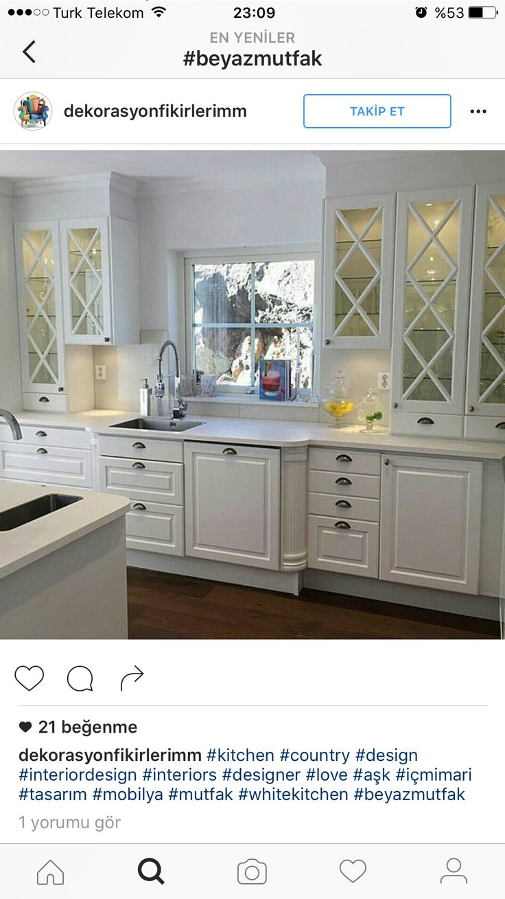 Modern tasar ml k rm z renkli mutfak dekorasyonu modeli - Mini Kitchen Kitchen Designs Kitchen Ideas Lofts Loft Room Loft Loft Apartments Small Kitchenette Penthouses