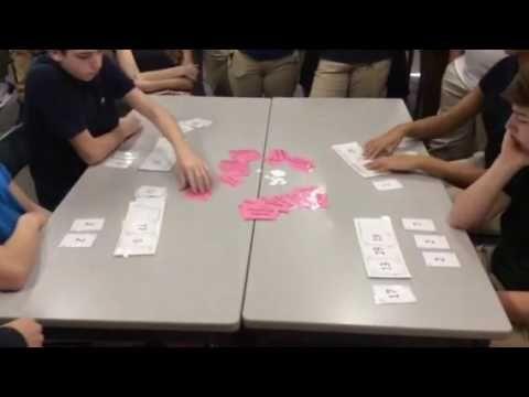 Simplifying Radicals: Simplifying Radicals Game