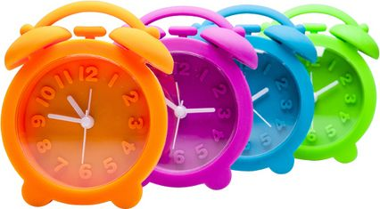 Alarm Clock Wake Up Pop Big Assorted