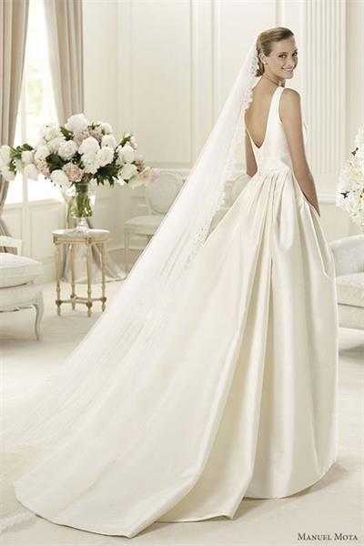 Продам свадебное платье мануэль мота