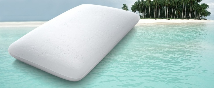 Sink into our soft Coconut Memory Foam Pillow. Feel yourself relax with the gentle coconut essence reminiscent of those tropical nights. For a night of total relaxation spoil yourself with our luxurious pillow. Comfort You Can Smell!  Designed to mould to your favourite sleeping position, you can sink into sleep with the hint of coconut palms. Luxurious low resilience visco memory foam contours to the shape of your body. Designed to spread load and reduce pressure points. #pillow $99.00
