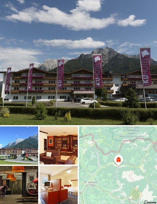 Cet établissement élégant est situé à 500 m du centre-ville de Waidring, à 800 m des remontées mécaniques du Steinplatte, ainsi qu'à 400 m des restaurants, des bars, des cafés et de la gare routière. Il se trouve également à 10 km de la gare ferroviaire et à 25 km des magasins. En voiture, compter 25 min pour rejoindre Kitzbühel et 50 min pour Salzbourg.
