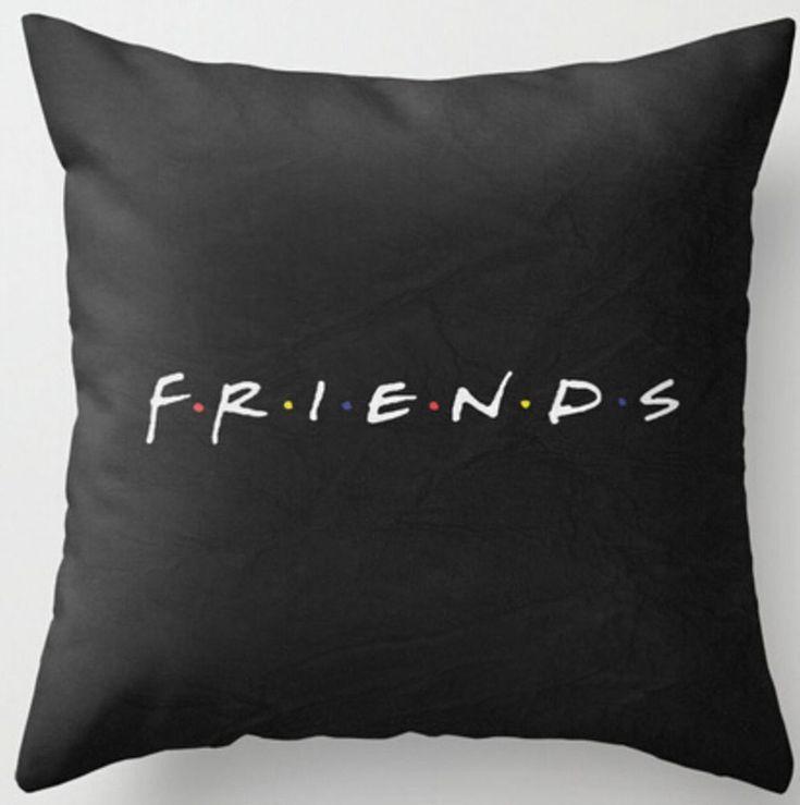 Friends Tv Show Pillow Memoribilia from $15.15
