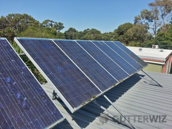 We use standard equipment for your solar panel cleaning service in Melbourne and Mornington Area.