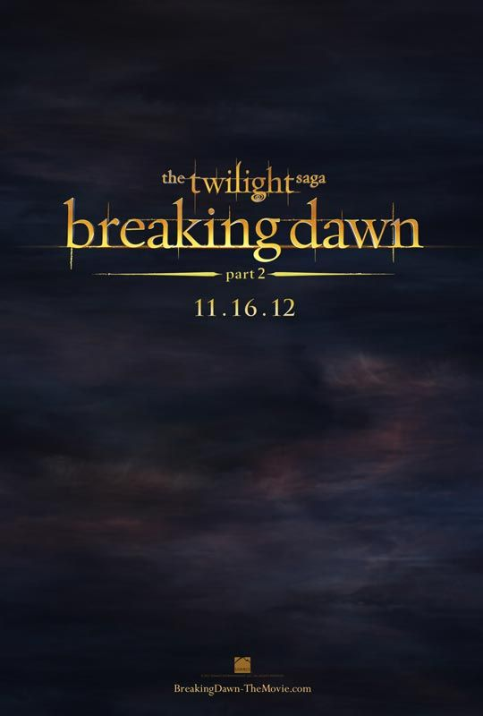Twilight:Breaking Dawn-part two