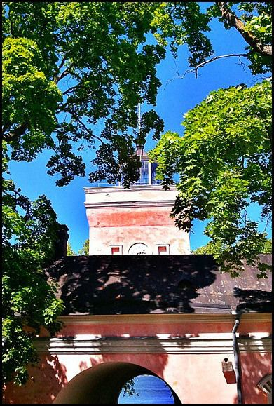 Suomenlinna Visitor Center
