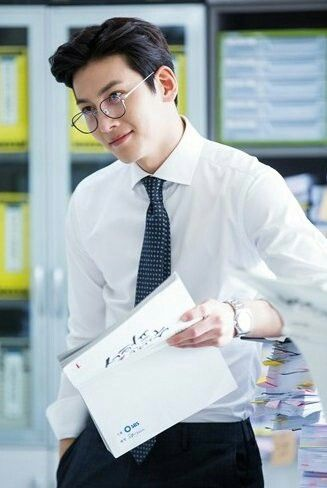 Ji Chang Wook | Suspicious Partner