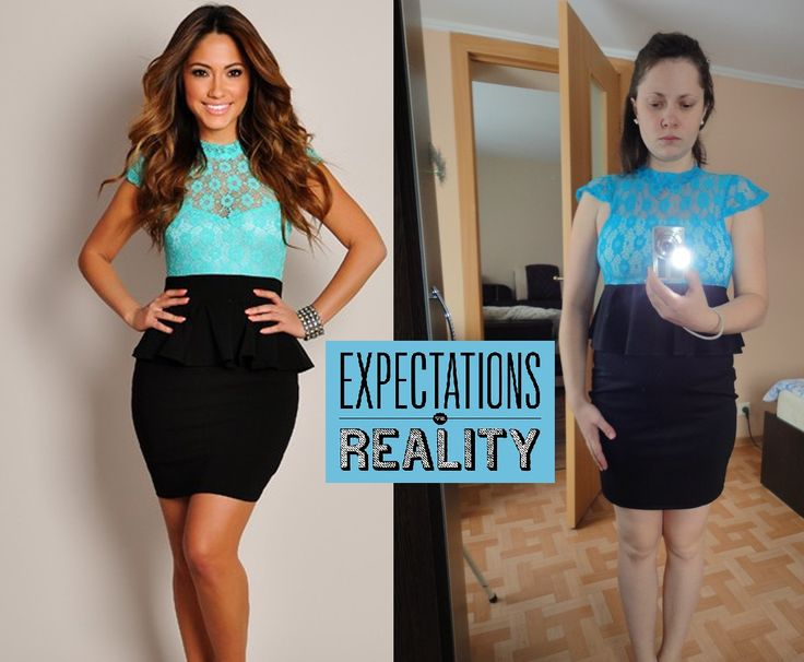 Expectation vs. Reality disasters and horrors online shopping ужасы алиэкспресс ожидание реальность