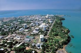 Darwin NT where our first beautiful grandson was born.