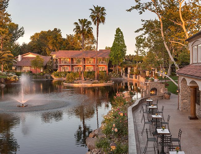 Where to Stay: Westlake Village Inn - Inspired by This