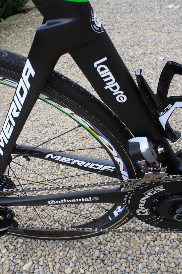 Rui Costa's Merida Reacto KOM, Tour de France - 2014