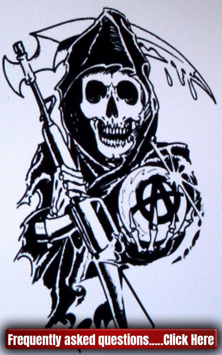 Sons Of Anarchy Logo Soa Sonsofanarchy