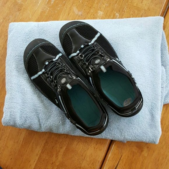 Jeep J-41 Jeep Water/Hiking Shoes. Worn once. Traction bottom sole and comfort sole inside. Jeep Shoes Sneakers