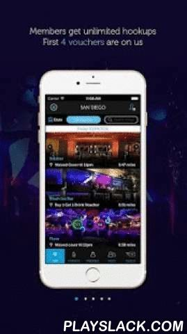 Bar World  Android App - playslack.com ,  Bar World is a digital VIP card. Using the app, you can skip covers, lines, get tab discounts, free drinks and other perks at the hottest bars and nightclubs in San Diego. Additionally, users are able to:See all the hottest events in the city along with buy tickets and request bottle serviceFollow favorite venues to receive push notifications with special offers or about upcoming eventsSee a feed of who is out and what venues are hotAll users receive…