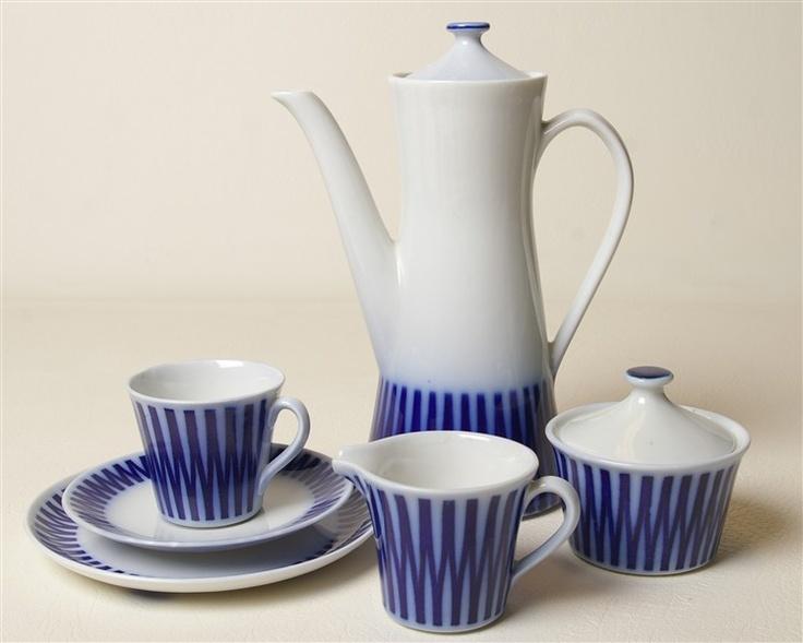 CLEO, 1959, Kaffeservis  Artur Percy
