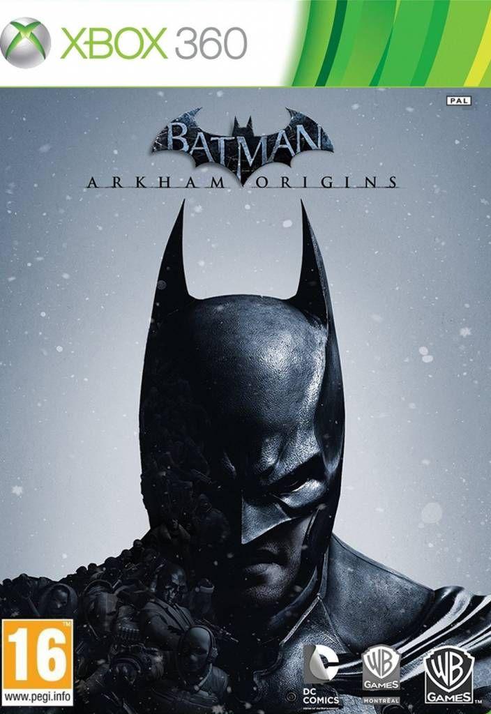 Batman - Arkham Origins (XBOX 360 incl. Deathstroke DLC)