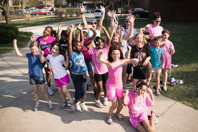 7 kids' running programs that are making a difference -- how you can get involved!