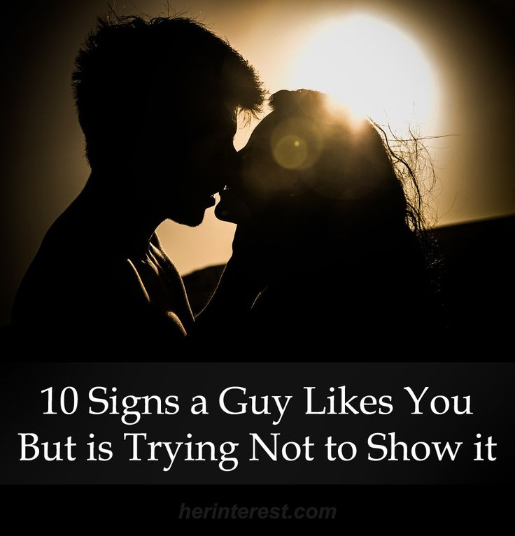 how to know if you love a guy