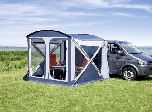 Cubus Drive-Away Awning - Camper/Van/VW/T4/T5