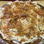 Butterfinger Cheesecake Pie