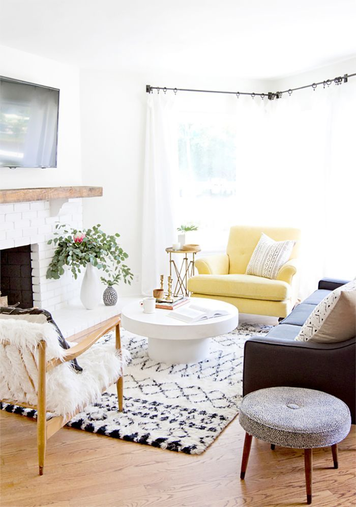 20 Genius Small Living Room Ideas To Make The Most Your Space