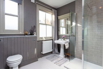Croxted Road - Dulwich - traditional - Bathroom - London - Chris Snook